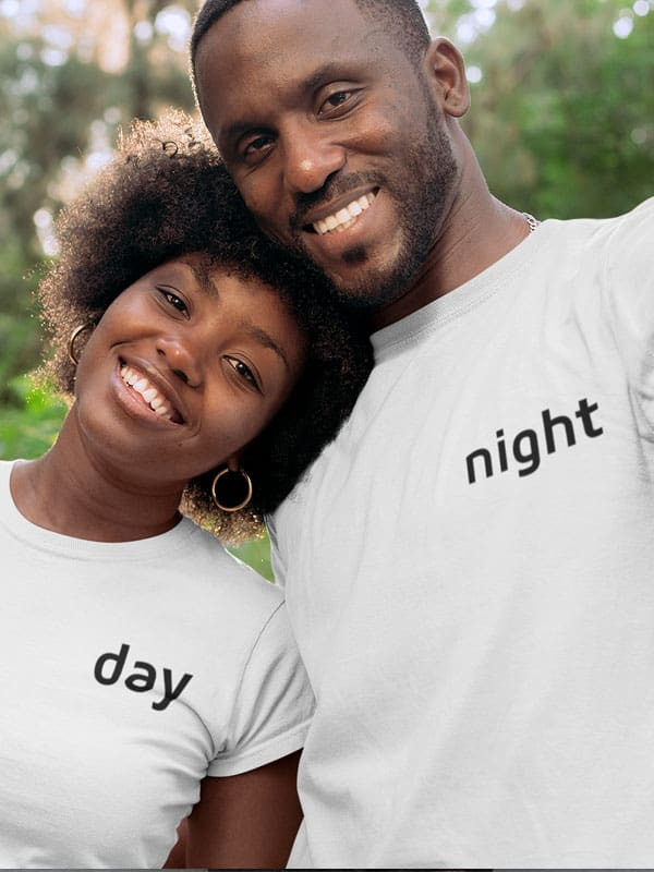 Day And Night T-Shirts